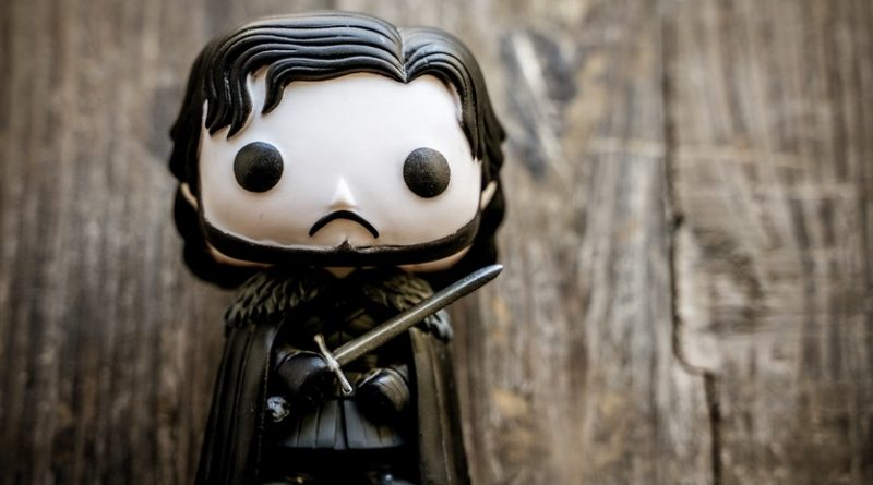 figurine pop jonh snow