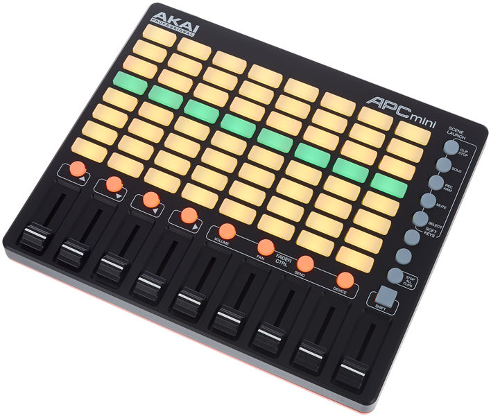launchpad Akai professionnel APC mini